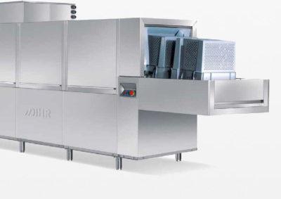 Конвейерни миялни машини, DIHR