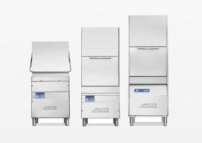 Миялни машини за кухненска посуда, DIHR